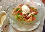 Caesar salad Café Bali