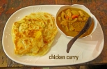 Chicken curry at Roti Canai