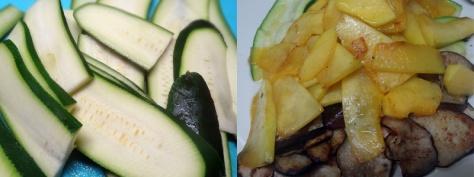 Veggie slices