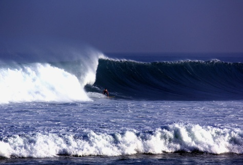 Surfing Impossibles