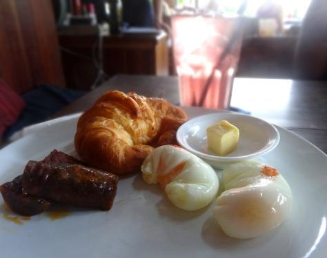 Free style breakfast