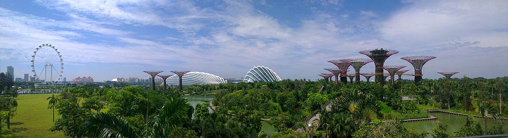 Singapore landmarks