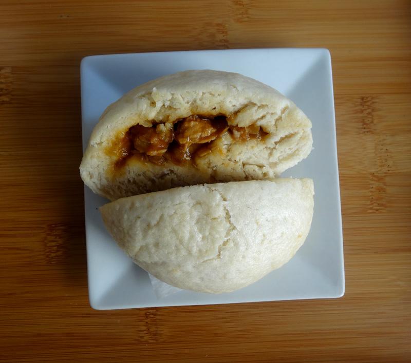 Chicken bun